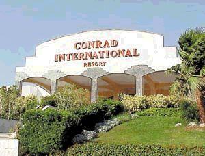 Conrad International Hurghada - Конрад Интернейшнл Хургада, Хургада