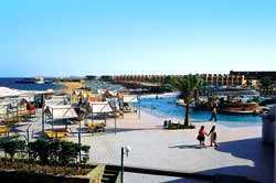 Sindbad Beach Resort - Синдбад Бич, Хургада
